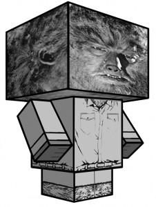 3Dwolfman