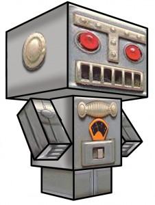 3Dtoyrobot3